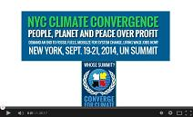 Climate Convergence Talk