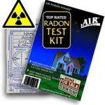 Radon Test Kit 2