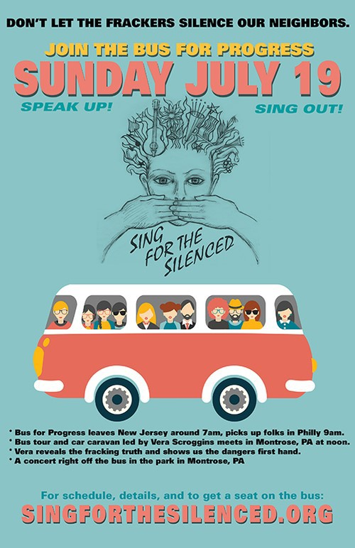 Sing for the Silenced Poster